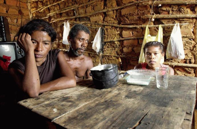 Reforma Trabalhista faz 50% dos brasileiros viverem com apenas R$ 413 por mês
