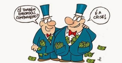 Bancos lucram R$109 bilhões em cima do povão